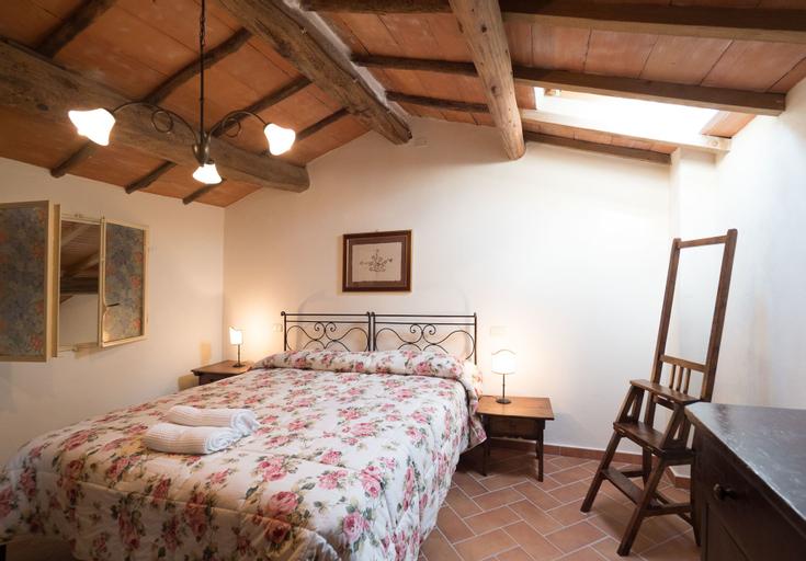 La Contea di Laviano, Perugia