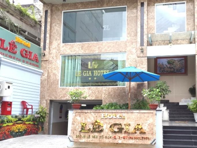 Le Gia Hotel Saigon, Quận 3