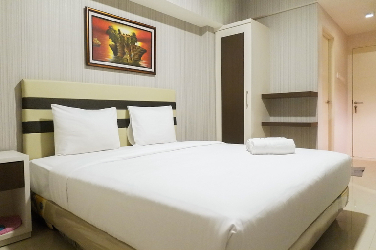 Private Studio Apartment Connected to Mall at Supermall Mansion, Surabaya