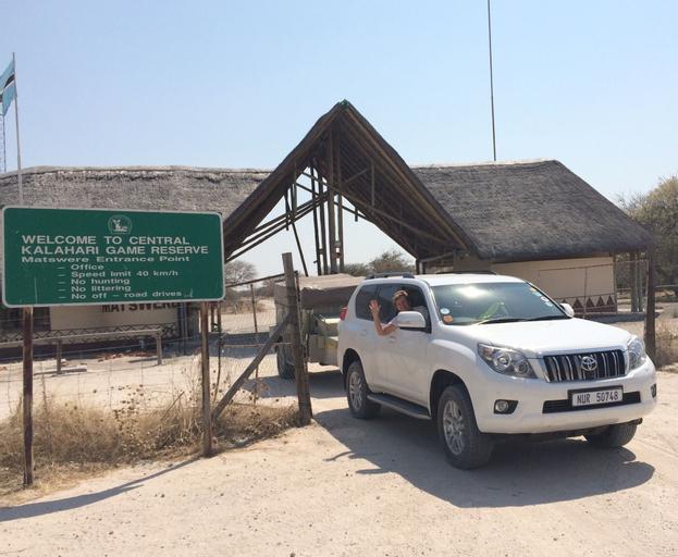 Deception Mobile Camp, Ghanzi