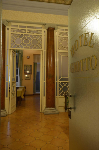 Hotel Giotto, Florence