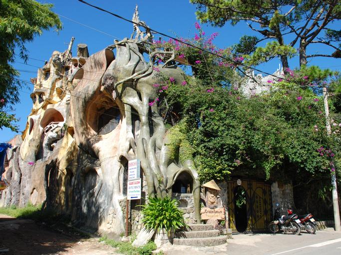 Crazy  House Dalat, Đà Lạt