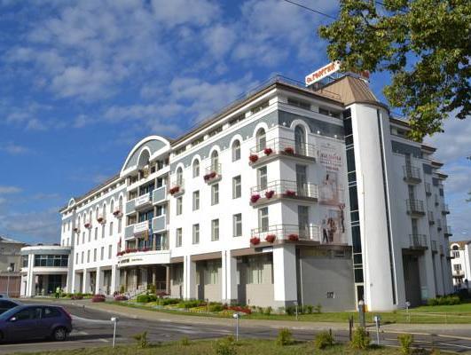 AZIMUT Hotel Yaroslavl, Yaroslavskiy rayon