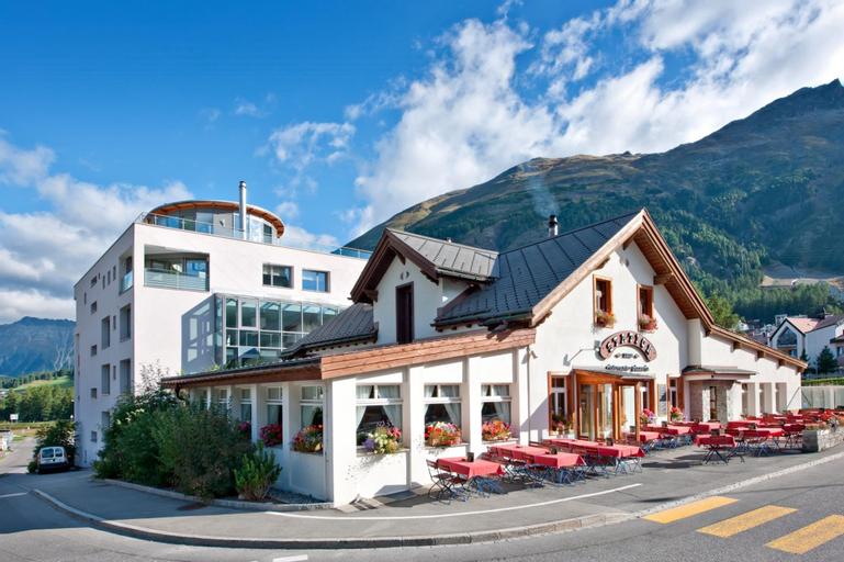 Station Hotel, Maloja
