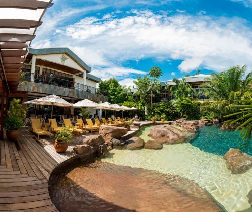 Jacana Amazon Wellness Resort, Beekhuizen
