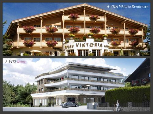 A-VITA Viktoria & A-VITA Living Luxury Appartements, Innsbruck Land