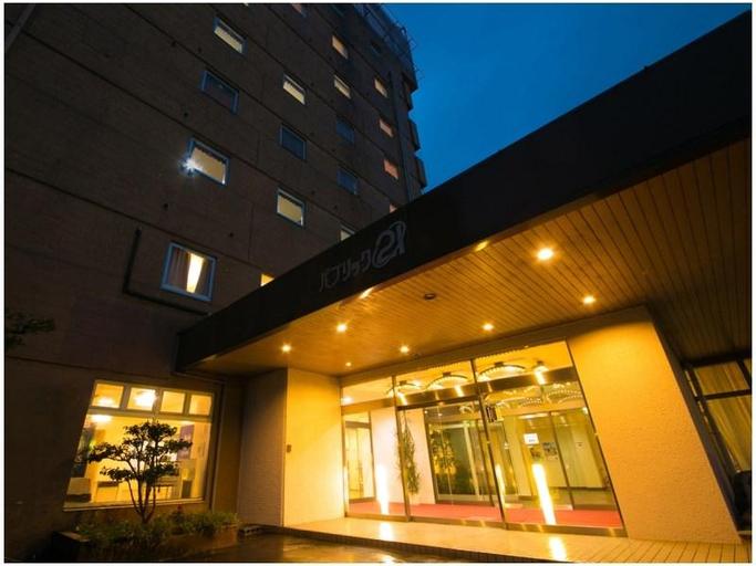 Hotel Public 21, Usa