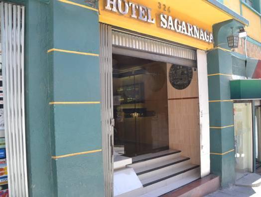 Hotel Sagarnaga, Pedro Domingo Murillo