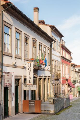 Albergaria da Se Hostel & Lodge, Braga