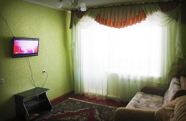 Dobrye Sutki Apartment on V.Maksimova 21, Biyskiy rayon