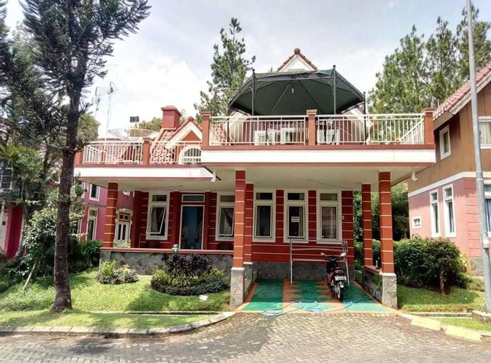 Villa Kota Bunga Anyelir, Cianjur