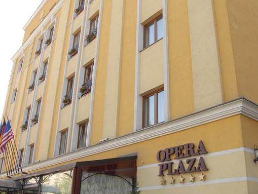 Opera Plaza, Cluj-napoca