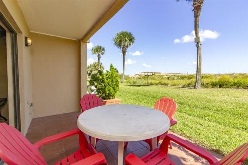 Direct Oceanfront Townhouse at Ponce Landing (#14), Saint Johns