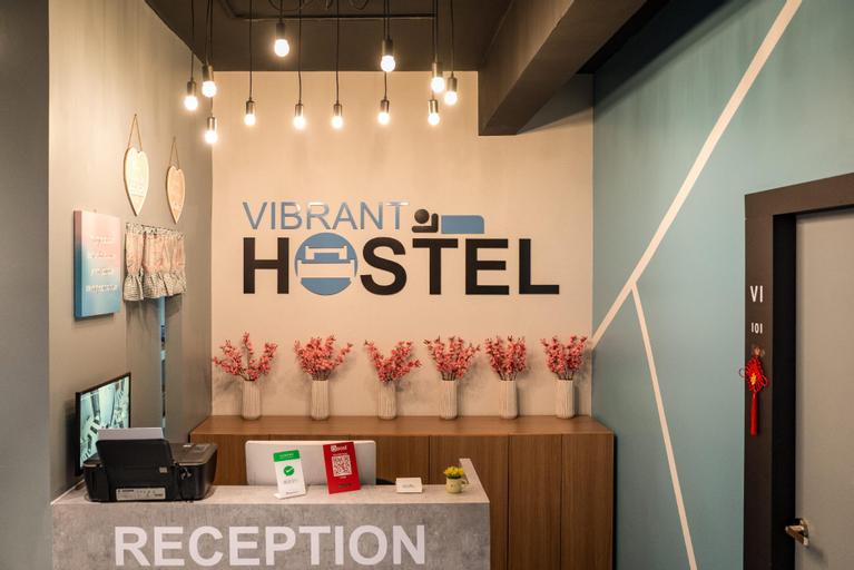 Vibrant Hostel, Kota Kinabalu