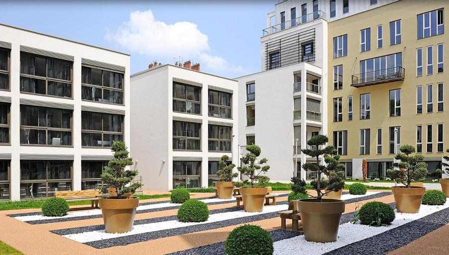 Lagrange City Apparthotel Lyon Lumiere, Rhône