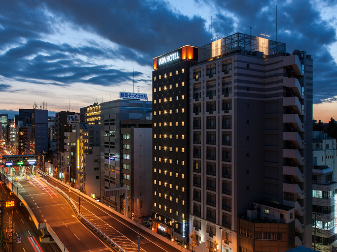 APA Hotel Ueno Ekikita, Taitō