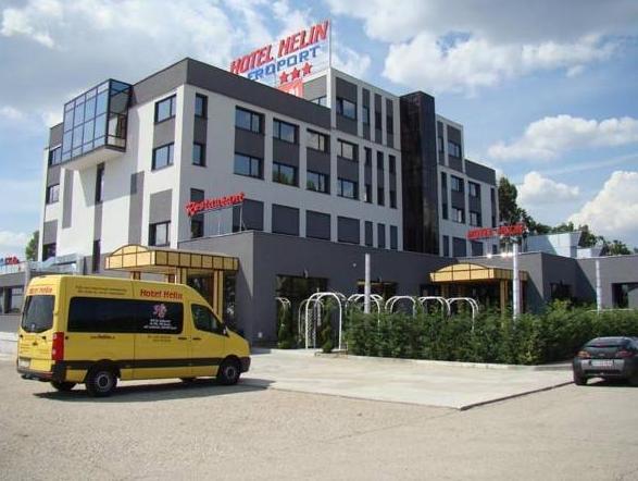 Hotel Helin Aeroport - Craiova, Ghercesti