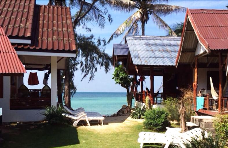 Hut Sun Bungalow, Ko Phangan