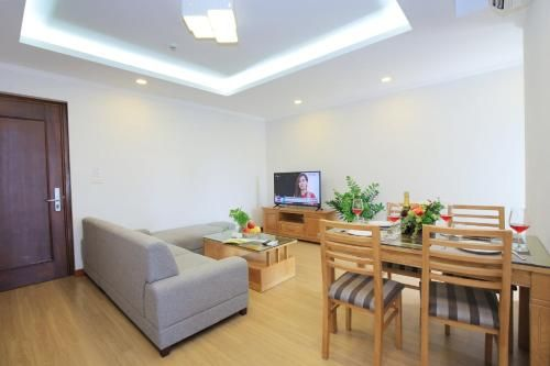 The Peace xuan hoa hotel & apartement, Cầu Giấy