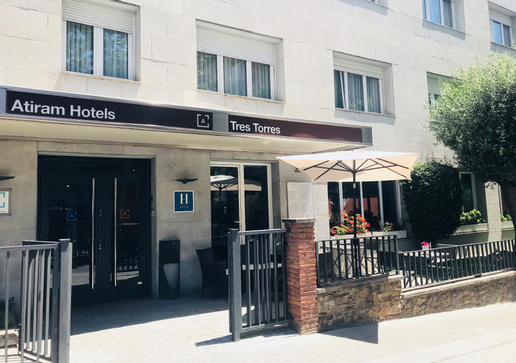 Tres Torres Atiram Hotel, Barcelona