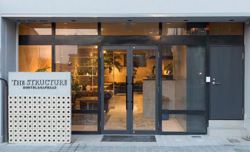 The Structure Hostel & Cafe bar, Izumo