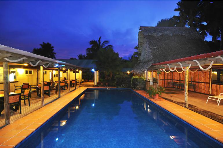 Kosrae Nautilus Resort,
