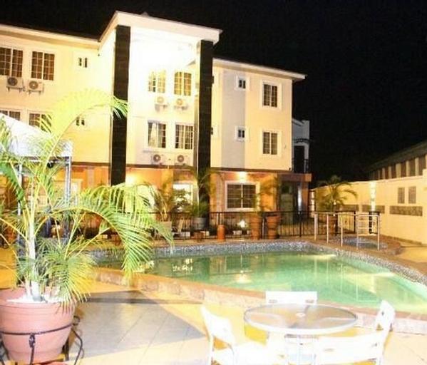 Carlton Gate Hotel, IbadanNorth
