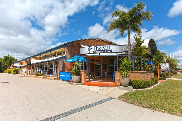 Windmill Motel and Events Centre, Mackay - Pt A