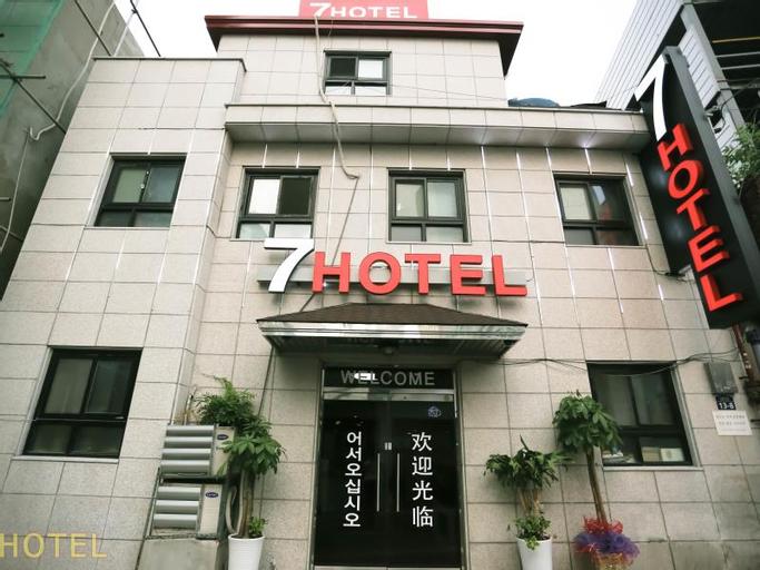 Myeongdong 7 Hotel, Jung