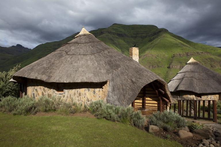 Maliba Lodge Mountain Chalet Twin,