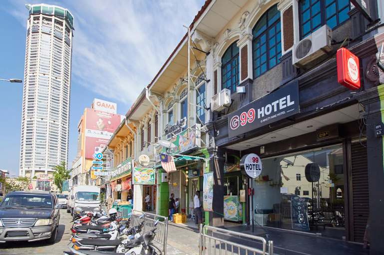 G99 Hotel, Pulau Penang