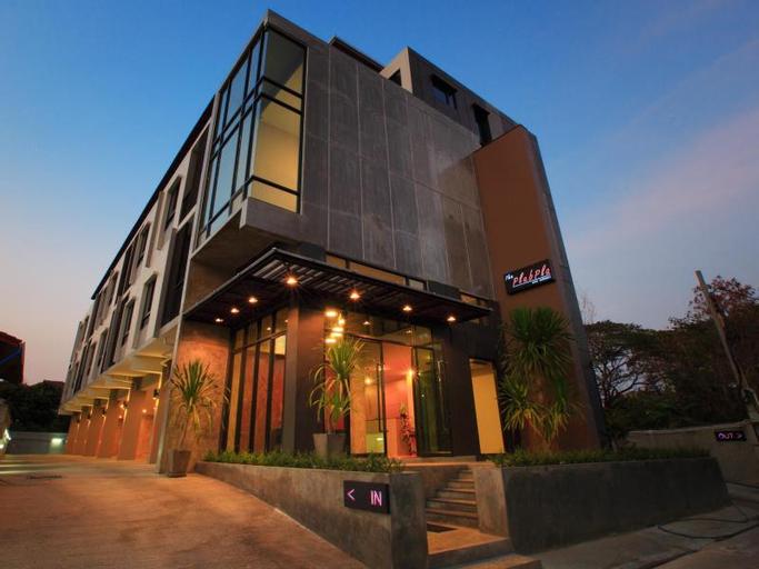 The Plubpla Serviced Apartment, Bang Kapi