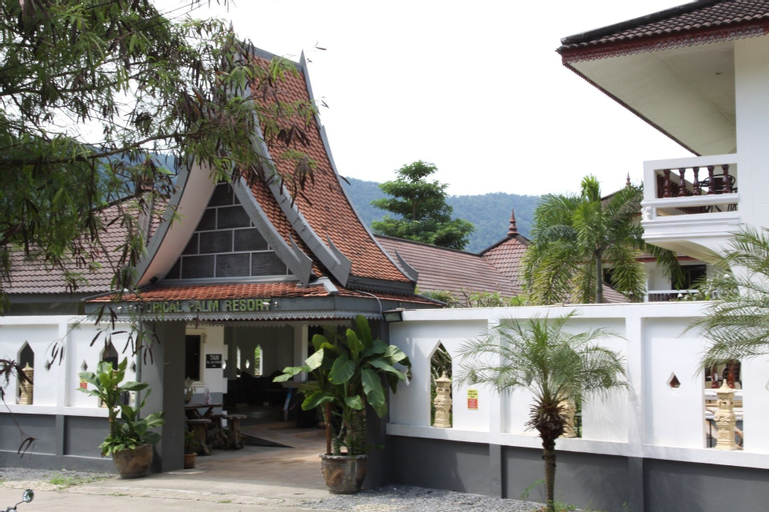 Tropical Palm Resort, Ko Samui