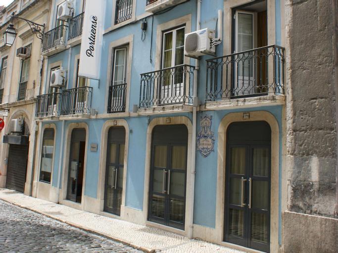 Hotel Portuense, Lisboa