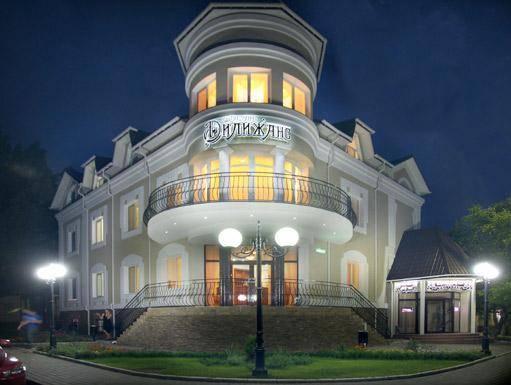 Diligence Hotel, Khersons'ka