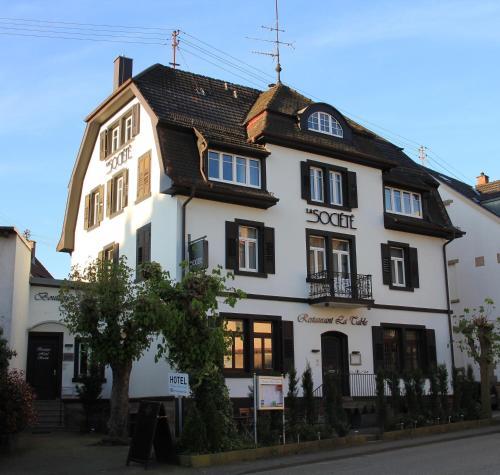 Boutique Hotel Societe, Baden-Baden