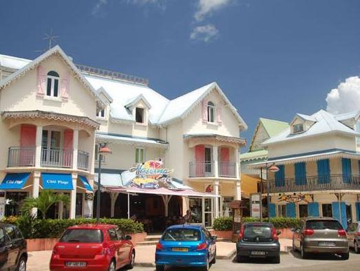 Village Creole, Les Trois-Îlets