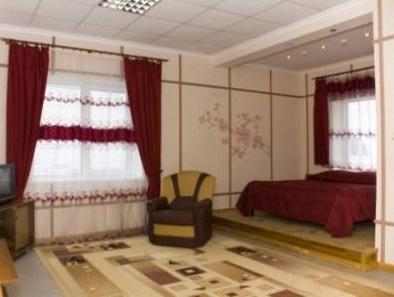 Hotel Pribrezhnaya, Kaluga gorsovet