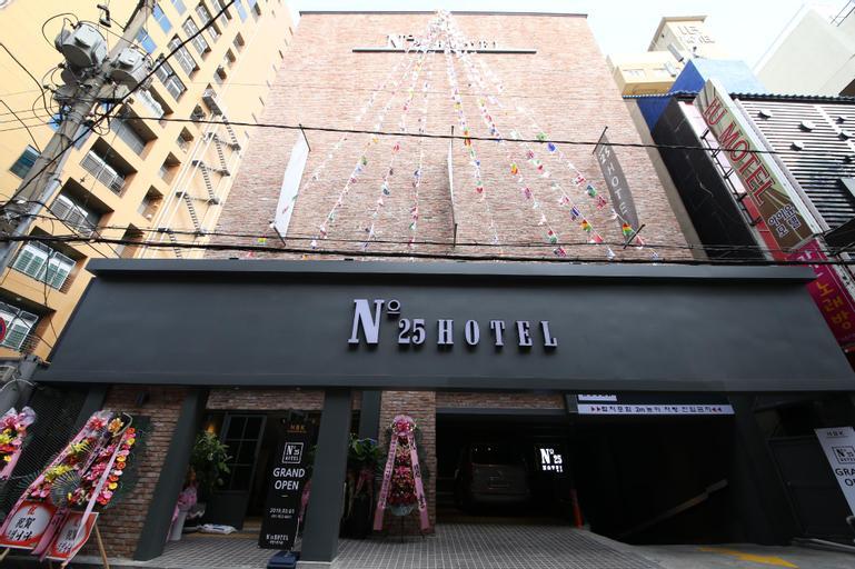 No.25 Hotel Busan Seomyeon 1st Avenue, Busanjin