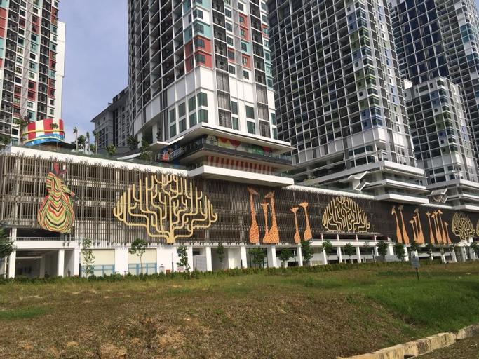 i-city penginapan lengkap, Kuala Lumpur