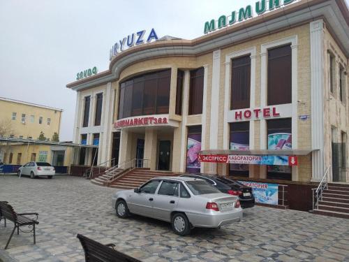 BIRYUZA-Hotel, Navbahor