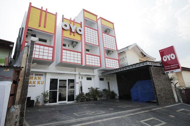 OYO 530 Guest House Omah Anakku Syariah, Bandar Lampung