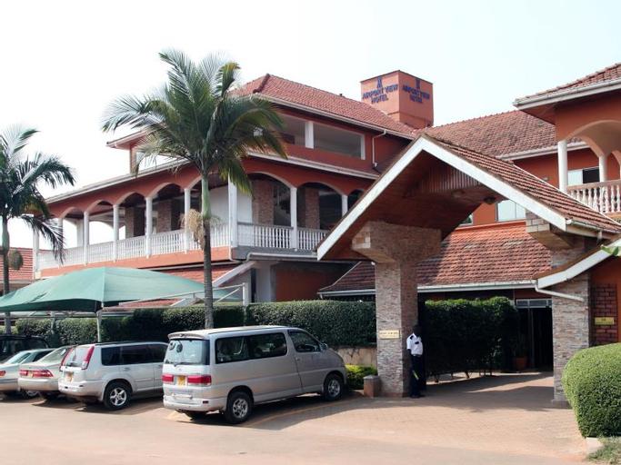 Airport View Hotel (Pet-friendly), Entebbe
