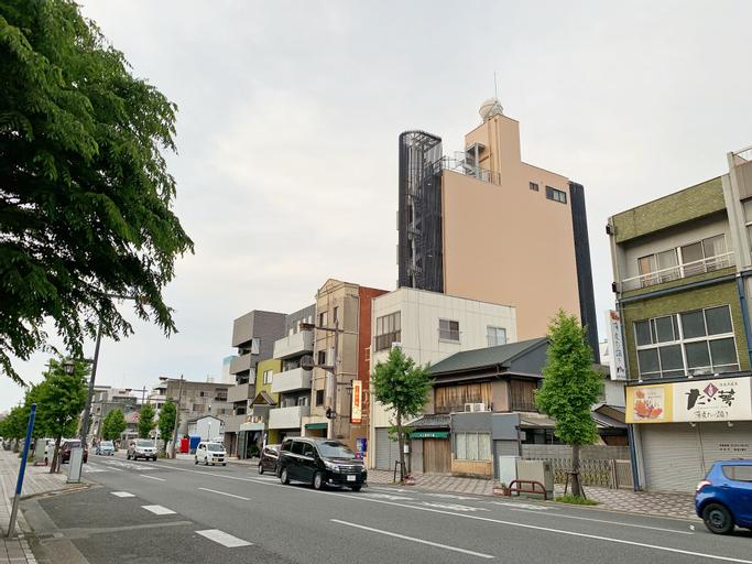 Petit Hotel 017, Tokushima