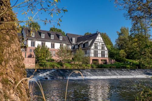 Romantik Hotel Neumuhle, Bad Kissingen