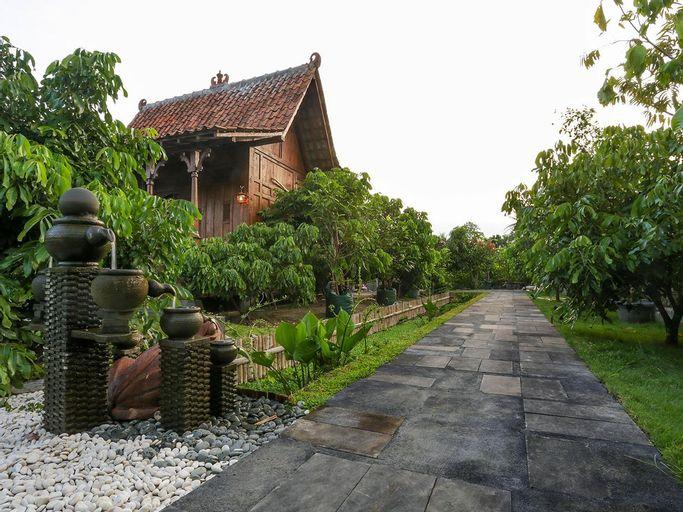 Omah Kecebong Guest House, Yogyakarta