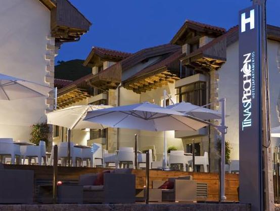 Hotel Tinas de Pechón, Cantabria