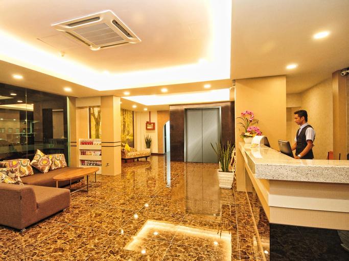 Grand CT Hotel (Melaka) also known as Hotel Grand CT, Kota Melaka