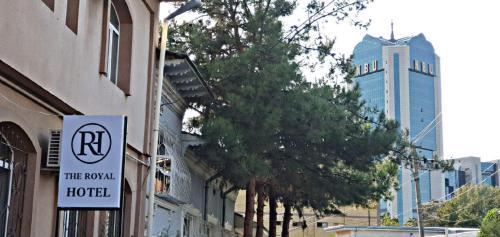 The Royal Hotel, Tashkent City