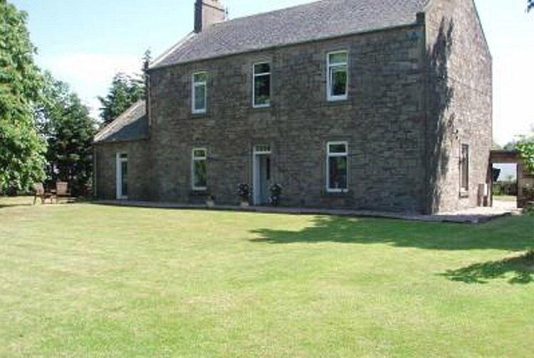 Nethermains House, North Ayrshire